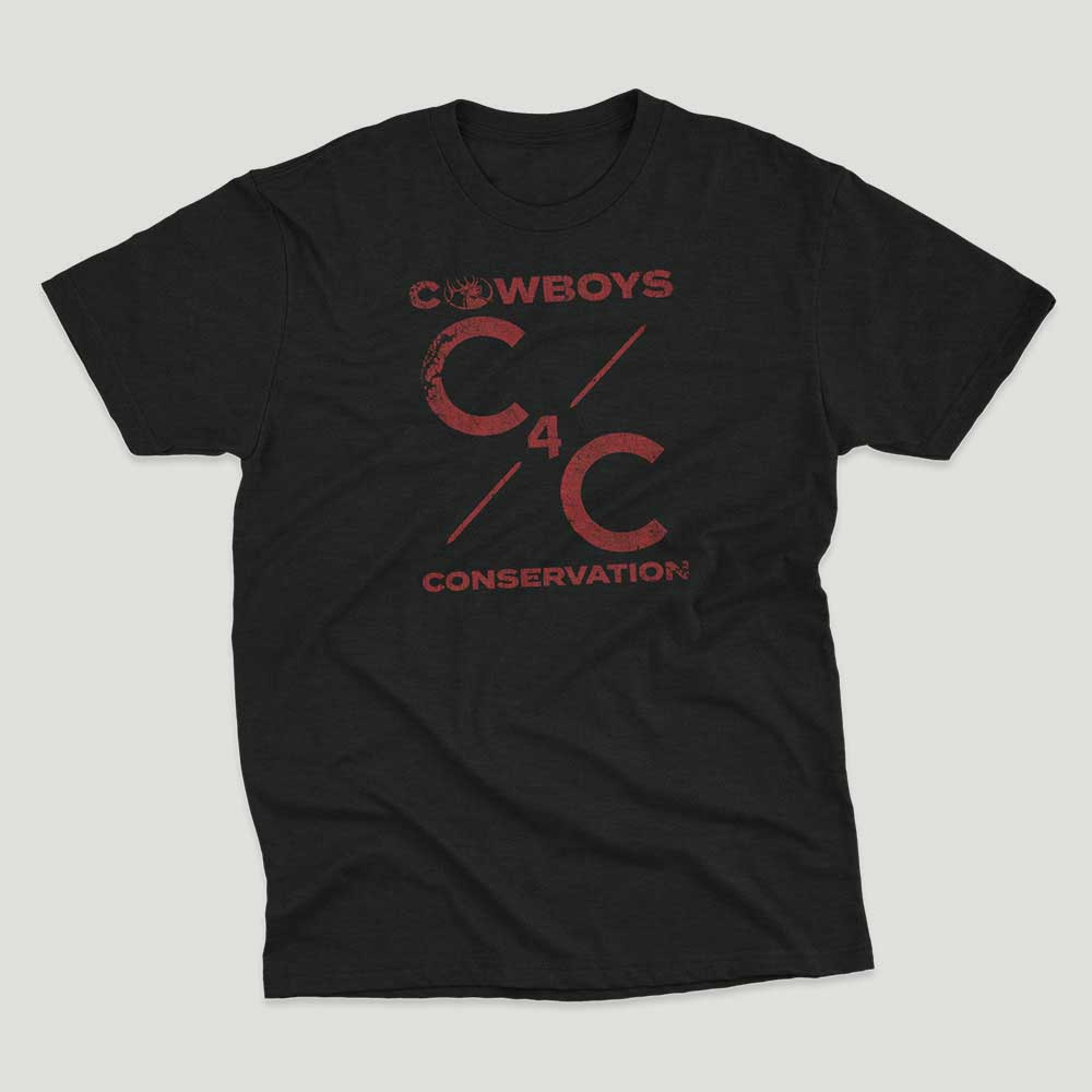 Cowboys for Conservation (C4C) Tee